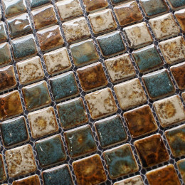 Italian Porcelain Tile Glazed Ceramic Mosaic Colorful Bathroom Wall and Floor Tiles Kitchen Backsplash
