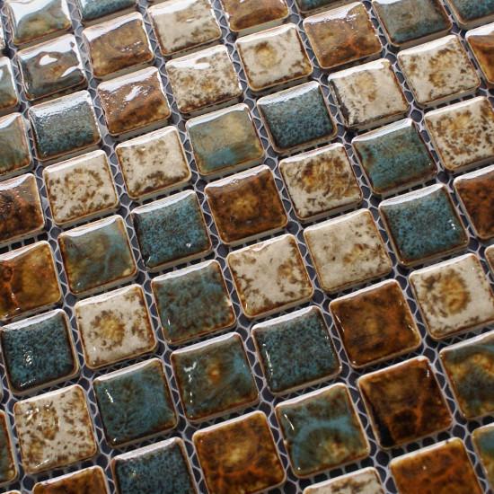 Italian Porcelain Tile Glazed Ceramic Mosaic Colorful Bathroom Wall and  Floor Tiles Kitchen Backsplash