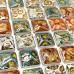 Glazed Porcelain Mosaic Italian Tile Backsplash Colorful Ceramic Tile Shower Wall Bathroom and Kitchen Tiles