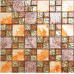 Multi Colored Glass Mosaic Tile Shiny Colorful Crystal Backsplashes Glitter Bathroom Wall Tiles
